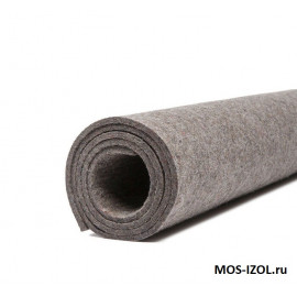 Войлок технический ГИ  для тепло- и звукоизоляции 10мм