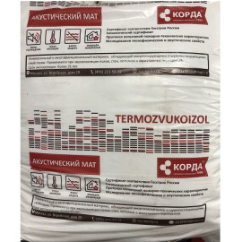 ТермоЗвукоИзол (ТЗИ)  10мм