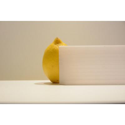 Поликарбонат сот. 4 мм - молочный 2,1х6м