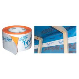 Tyvek Acrylic Tape (60ммх25м) скотч для герметизации перехлестов