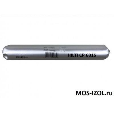 Противопожарный силиконовый герметик HILTI CP 601S белый