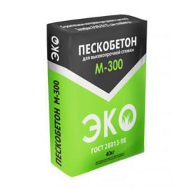 Пескобетон М300 Эко