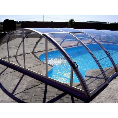 Монолитный поликарбонат 1,5мм (прозрачный)
