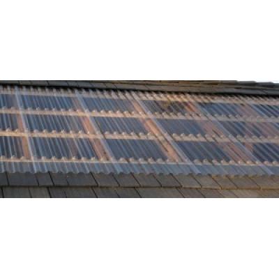 Профилированный поликарбонат 0,8мм прозрачный