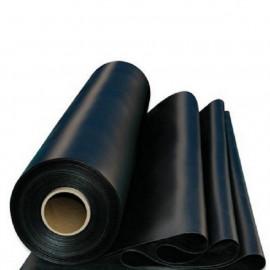 Пленка черная 3-х метровая  200мкр, первый сорт