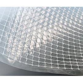 Пленка п/э армированная 140г/м2. светостабилизированная 2х25м