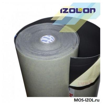 Изолон самоклейка фольгированный Isolontape 500 VB LM