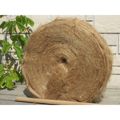 Джутовая пакля в ленте 4 кг