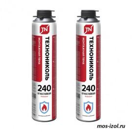 Пена монтажная Технониколь 240 Professional огнестойкая 950 г