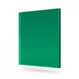 Монолитный поликарбонат 10мм Зеленый